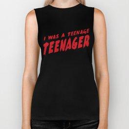 Teenage Terror Biker Tank