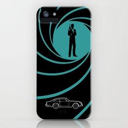 James DB5 iPhone Case