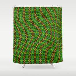 Future's curtain ... Shower Curtain