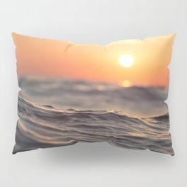 Sunset Wave Pillow Sham