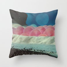 the time it takes to heal Throw Pillow