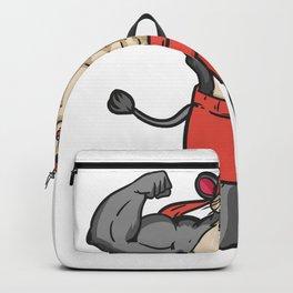 superhero mouse Backpack