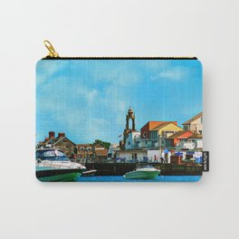 Swanage Sea View Carry-All Pouch