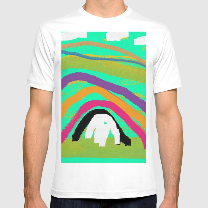 The First Rainbow Ever T-shirt