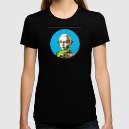 Mozart Kugel Blue T-shirt