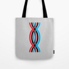 3DNA Tote Bag
