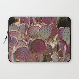 Purple Cactus Laptop Sleeve