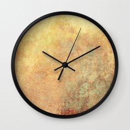 Abstract XVIII Wall Clock