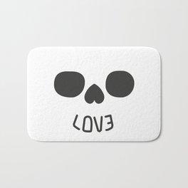 TOXIC LOVE Bath Mat