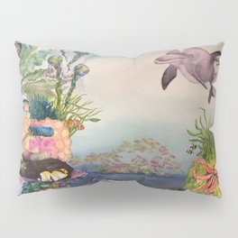 Journey Under the Sea by Maureen Donovan Pillow Sham
