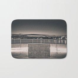 Landscape Otranto Skyline view - Italy Photography Bath Mat