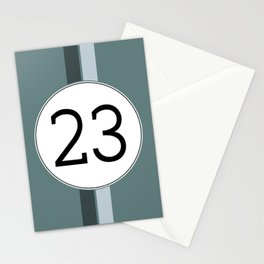 Rally 23 Stationery Cards