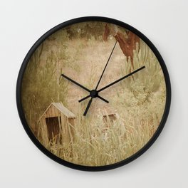 Alentejo Wall Clock