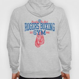 Rogers Boxing Gym Hoody