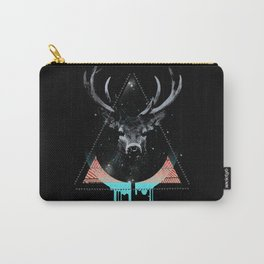The Blue Deer Carry-All Pouch