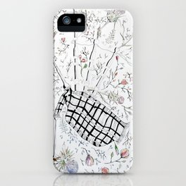 The bagpipes iPhone Case