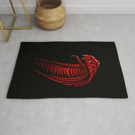 Tribal Cobra Rug
