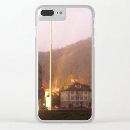 LGBT Rainbow in Bregenz Clear iPhone Case