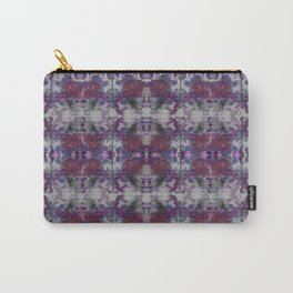 The Butterfly Effect Purples Carry-All Pouch