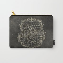 Hufflepuff House Carry-All Pouch
