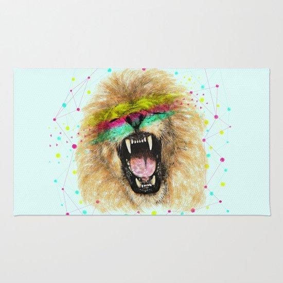 Lion II Rug