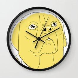 Soul Search Wall Clock