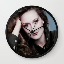 MERYL FOREVER Wall Clock
