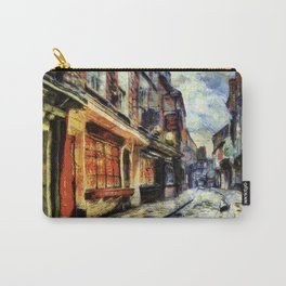 The Shambles York Van Gogh Carry-All Pouch
