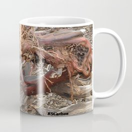 TEXTURES - Manzanita Drought Conditions #4 Coffee Mug