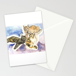 Alfie, Arnold, and Lilo  Stationery Cards