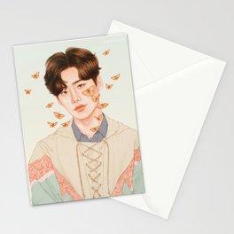 flutter by, fly high [lee jongsuk] Stationery Cards