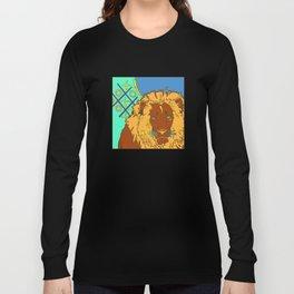 Lion Tac Toe Long Sleeve T-shirt