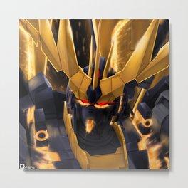 King:Banshee Metal Print