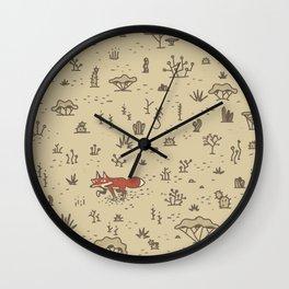 Pedemonte Wall Clock