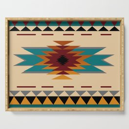 American Indian Serving Tray