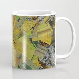 """The Green Energy"" Ecologic atypic art by WHITEECO Ecologic design Coffee Mug"