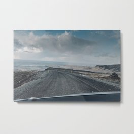 Snaefellsnes Peninsula  Metal Print