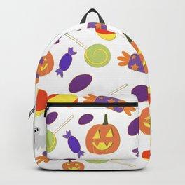 Trick or treat yo' self Backpack