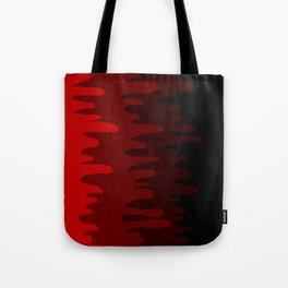 Splash of colour (red) Tote Bag