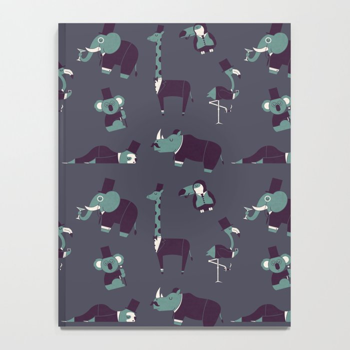 Party Animals Notebook