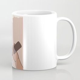 We Could Be Heroes Coffee Mug