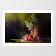 Aqueous  Art Print
