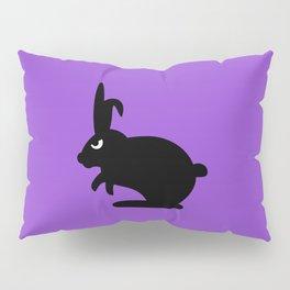 Angry Animals: Bunny Pillow Sham