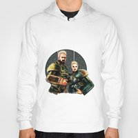 pacific rim Hoodies featuring pacific rim by chazstity