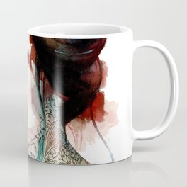 blossoming tattoos Coffee Mug