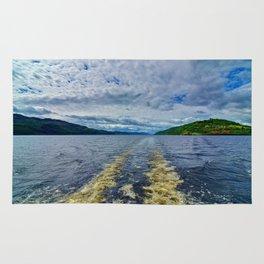 Loch Ness Rug