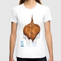 gemini T-shirts featuring Gemini by Aloke Design