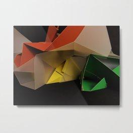 Light & Color Study I Metal Print
