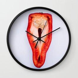 Original Pepper Wall Clock