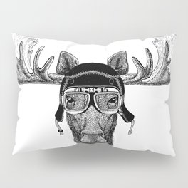 Los Speed Rebel Pillow Sham